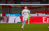 Leeds United midfielder Jack Jenkins (47)  during the The FA Cup match between Crawley Town and Leeds United at The People's Pension Stadium, Crawley, England on 10 January 2021.