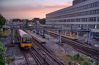 train station southampton photo by Michael Palmer