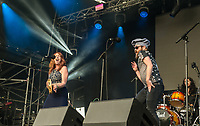 the Big sugar   live at the Bigfoot Festival Ragley Hall Warwickshire one of the first festivals to open successfully in 2021 photo by Mark anton Smith