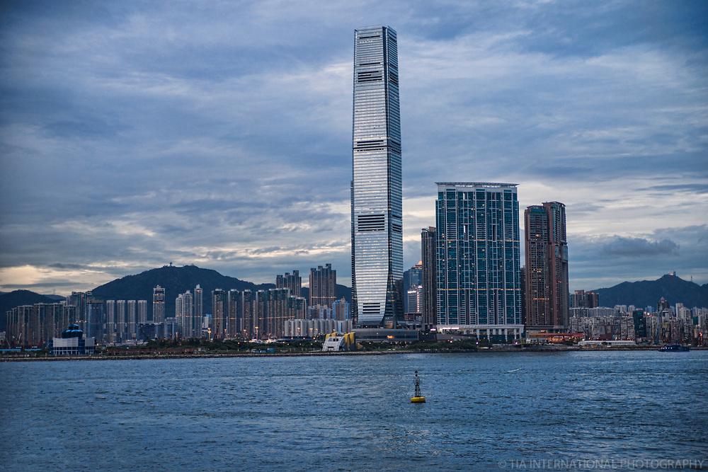 Kowloon & Victoria Harbour