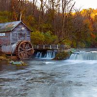Hyde's Mill in Wisconsin