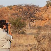 Mapungubwe National Park and World Heritage Site, Leokwe Camp, South Africa, September 2009, Organization for Tropical Studies Trip.