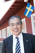 """""""Vi tror på att älska sitt hem"""", säger Yuji Kariya på Sweden Hills."""