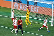 Wojciech Szczesny of Poland during the UEFA Euro 2020, Group E football match between Spain and Poland on June 19, 2021 at La Cartuja stadium in Seville, Spain - Photo Joaquin Corchero / Spain ProSportsImages / DPPI / ProSportsImages / DPPI