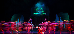 La Bayadere <br /> A ballet in three acts <br /> Choreography by Natalia Makarova <br /> After Marius Petipa <br /> The Royal Ballet <br /> At The Royal Opera House, Covent Garden, London, Great Britain <br /> General Rehearsal <br /> 30th October 2018 <br /> <br /> STRICT EMBARGO ON PICTURES UNTIL 2230HRS ON THURSDAY 1ST NOVEMBER 2018 <br /> <br /> <br /> <br /> Natalia Osipova as Gamzatti <br /> <br /> Photograph by Elliott Franks Royal Ballet's Live Cinema Season - La Bayadere is being screened in cinemas around the world on Tuesday 13th November 2018 <br /> --------------------------------------------------------------------