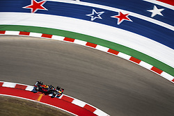 November 1, 2019, Austin, United States of America: Motorsports: FIA Formula One World Championship 2019, Grand Prix of United States, ..#33 Max Verstappen (NLD, Aston Martin Red Bull Racing) (Credit Image: © Hoch Zwei via ZUMA Wire)