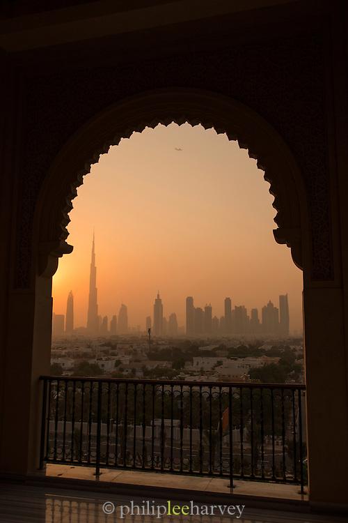 Burj Khalifa and Downtown Dubai, United Arab Emirates