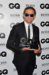 CASEY NEISTAT at the GQ Men of The Year Awards 2016 in association with Hugo Boss held at Tate Modern, London on 6th September 2016.