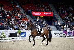 Kittel Patrick, SWE, Delaunay<br /> Gothenburg Horse Show FEI World Cups 2017<br /> © Hippo Foto - Stefan Lafrentz<br /> 24/02/17