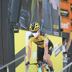 Tour de France 2020  <br /> Jumbo-Visma riders