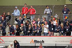 Supporters Belgium<br /> Alltech FEI World Equestrian Games <br /> Lexington - Kentucky 2010<br /> © Dirk Caremans