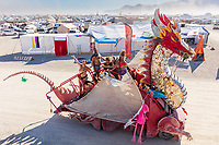 Mutant Vehicle Name Unknown (Thanks for being cool with me taking a photo like this!) My Burning Man 2019 Photos:<br />