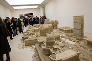 The Revolution Continues: New Art From China. The opening of the New Saatchi Gallery. King's Rd.  London. 7 October 2008. *** Local Caption *** -DO NOT ARCHIVE-© Copyright Photograph by Dafydd Jones. 248 Clapham Rd. London SW9 0PZ. Tel 0207 820 0771. www.dafjones.com.