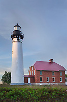 Au Sable Light Station, Pictured Rocks National Lakeshore Michigan