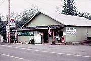 CS03598 Hebo, Oregon store. 1970s