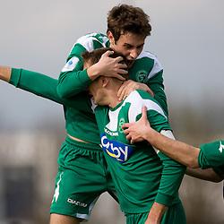 20100403: SLO, Football, PrvaLiga, NK Olimpija vs HIT Gorica