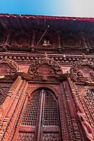 Shiva Parvati Temple, Durbar Square, Kathmandu, Nepal.