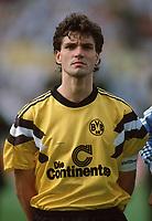 Fotball<br /> Tyskland<br /> Feature Borussia Dortmund<br /> Foto: Witters/Digitalsport<br /> NORWAY ONLY<br /> <br /> Michael ZORC<br /> Fussballspieler Borussia Dortmund<br /> 1989