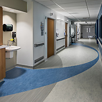 Emory Hospital Patient Corridor - Atlanta, GA