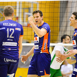 20150404: SLO, Volleyball - Semifinals of Slovenian Championship, Panvita Pomgrad vs ACH Volley