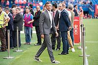 FC Barcelona's coach Luis Enrique Martinez before Copa del Rey (King's Cup) Final between Deportivo Alaves and FC Barcelona at Vicente Calderon Stadium in Madrid, May 27, 2017. Spain.<br /> (ALTERPHOTOS/BorjaB.Hojas)