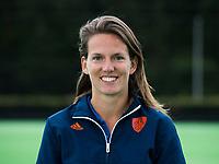 UTRECHT - inspanningsfysioloog Doris van der Laan.    Trainingsgroep Nederlands Hockeyteam dames in aanloop van het WK   COPYRIGHT  KOEN SUYK