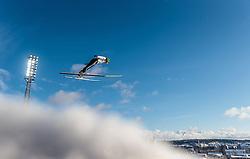 24.02.2017, Lahti, FIN, FIS Weltmeisterschaften Ski Nordisch, Lahti 2017, Nordische Kombination, Skisprung, im Bild Ilkka Herola (FIN) // Ilkka Herola of Finland during Skijumping of Nordic Combined competition of FIS Nordic Ski World Championships 2017. Lahti, Finland on 2017/02/24. EXPA Pictures © 2017, PhotoCredit: EXPA/ JFK