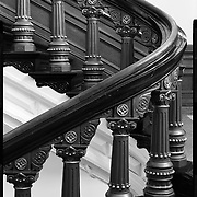 Stairs at Texas Capitol in Austin.<br /> Photo by Nathan Lambrecht
