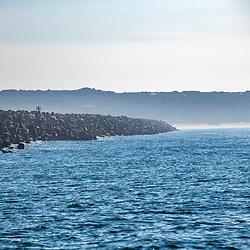 Praia (paisagem) fotografado na África do Sul. Registro feito em 2019.<br /> ⠀<br /> <br /> <br /> <br /> <br /> <br /> ENGLISH: Beach photographed in South Africa. Picture made in 2019.