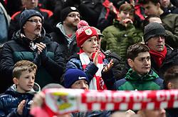 - Mandatory by-line: Alex James/JMP - 05/01/2019 - FOOTBALL - Ashton Gate Stadium - Bristol, England - Bristol City v Huddersfield Town - Emirates FA Cup third round proper