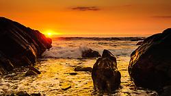Sunset, Island of Benbecula, Outer Hebrides, Scotland<br /> <br /> (c) Andrew Wilson | Edinburgh Elite media