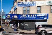 First Grace Community Church, 1159 Flatbush Avenue, Brooklyn.