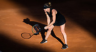 Simona Halep of Romania in action during the second round of the 2021 Internazionali BNL d'Italia, WTA 1000 tennis tournament on May 12, 2021 at Foro Italico in Rome, Italy - Photo Rob Prange / Spain ProSportsImages / DPPI / ProSportsImages / DPPI
