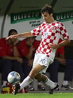 Livorno 16/08/06<br /> Amichevole Italia-Croazia 0-2<br /> Anthony Seric Croazia<br /> Foto Luca Pagliaricci Inside<br /> <br /> Photo Luca Pagliaricci Inside