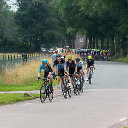 VELDHOVEN (NED) July 4 <br /> CYCLING <br /> The first race of the Schwalbe Topcompetition the Simac Omloop der Kempen<br /> Kopgroep nabij Reusel