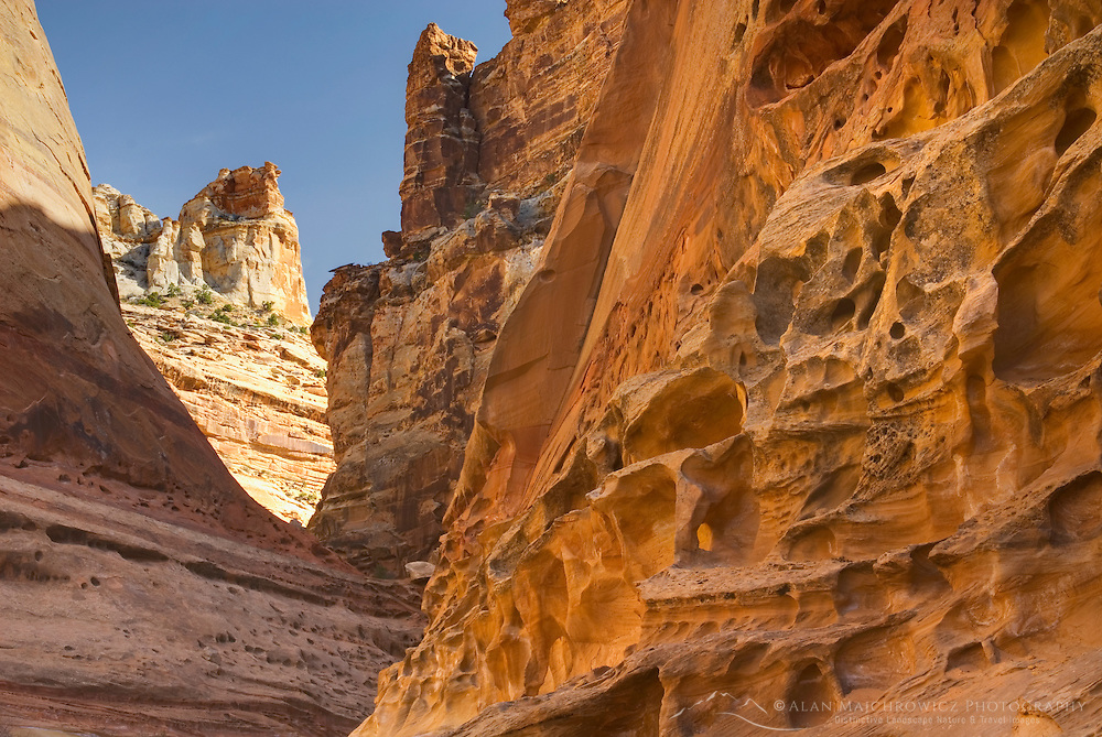 Crack Canyon, San Rafael Reef Utah