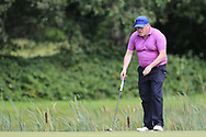 David McDermott (Carrick-on-Shannon) during the second round at the Connacht Mid Amateur Open, Roscommon Golf Club, Roscommon, Roscommon, Ireland. 17/08/2019.<br /> Picture Fran Caffrey / Golffile.ie<br /> <br /> All photo usage must carry mandatory copyright credit (© Golffile   Fran Caffrey)