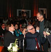 Leonardo Dicaprio, Martin Scorsese & Michael Mann.2005 Miramax Pre Oscar Party.Pacific Design Center.West Hollywood, CA, USA.Saturday, February, 26, 2005.Photo By Selma Fonseca Celebrityvibe.com/Photovibe.com, New York, USA, Phone 212 410 5354, email:sales@celebrityvibe.com...