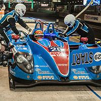 #29 Morgan LM P2-Nissan, Pegasus Racing Team Total, David Cheng, Leo Roussel, Ho-Pin Tung, Le Mans 24H 2015