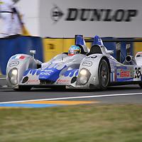 #35 Courage LC75 - Saulnier Racing (Drivers - Bruce Jouanny, Jean Nicolet and Alain Filhol) LMP2, Le Mans 24Hr 2007