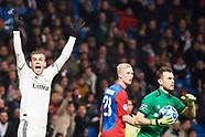 121218 Real Madrid vs PFC CSKA Moscva UEFA Champions League
