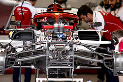 May 22, 2019 - Monte Carlo, Monaco - Motorsports: FIA Formula One World Championship 2019, Grand Prix of Monaco, .. Technical details  (Credit Image: © Hoch Zwei via ZUMA Wire)