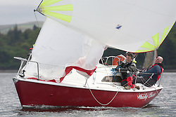 25th Anniversary of Kip Regatta<br /> <br /> - Yachting<br /> <br /> Charles Sutherland onboard Sonata, Whiskey Chaser
