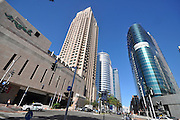Israel, Ramat Gan, Business Center and Diamond Exchange