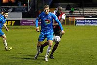 Richard Bennett. Woking FC 1-4 Stockport County FC. Vanarama National League. KIngfield Stadium. 30.1.21