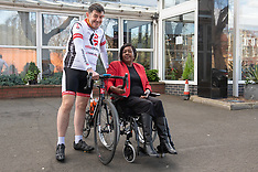 Porty2Porty Cycle Ride, Edinburgh, 23 March 2019