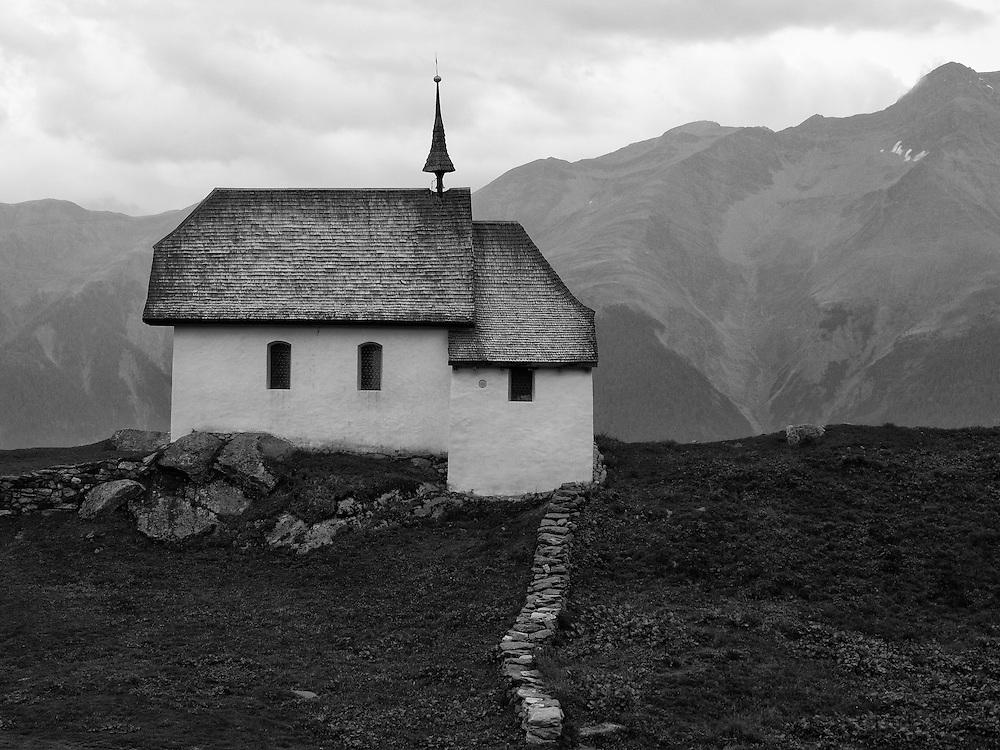 Switzerland - Bettmeralp church