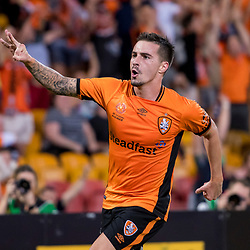 2nd April 2017 - A-League RD25: Brisbane Roar v Central Coast Mariners