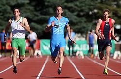 Jan Zumer at Athletic National Championship of Slovenia, on July 19, 2008, in Stadium Poljane, Maribor, Slovenia. (Photo by Vid Ponikvar / Sportal Images).