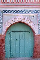 Morocco. Rif region. Ouazzane. // Maroc. region du Rif. Ouazzane.